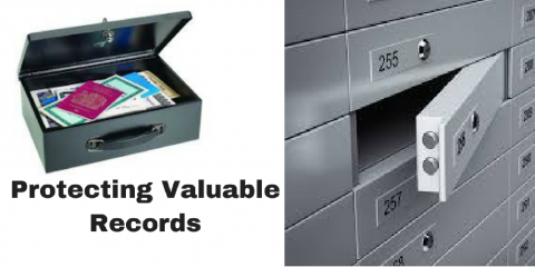 Protect Valuable Records