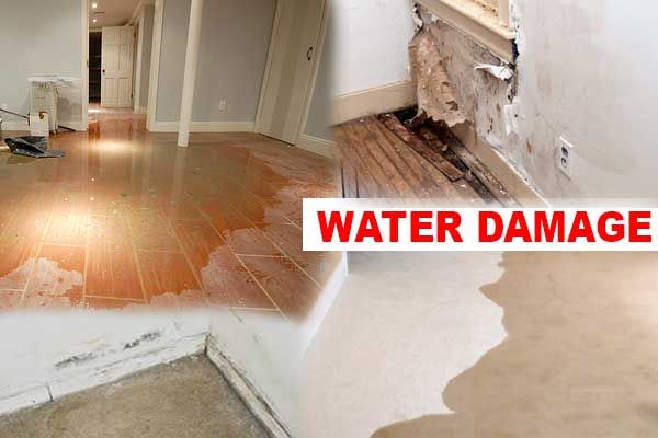 Types of Home Water Damage